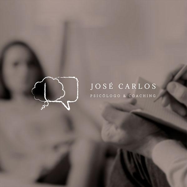 Identidade Visual Jose Carlos Psicologo e Coaching